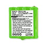 Midland M24 2-Way Radio Battery (Ni-MH 4.8V 700mAh) Rechargeable Battery - replacement for MIDLAND PB-G6, PB-G8 Battery