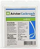 Syngenta 53206 Advion Cockroach Gel Bait, 5 Pack Clear