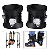 Anti Gravity Inversion Hang Up Boots Inversion Boots Gravity Compression Relief Exercise Recovery With Contoured Pads New