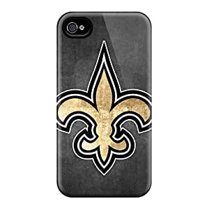 AlissaDubois Iphone 6 Perfect Hard Cell-phone Cases Allow Personal Design Realistic New Orleans Saints Skin [GjM7667rCqT]