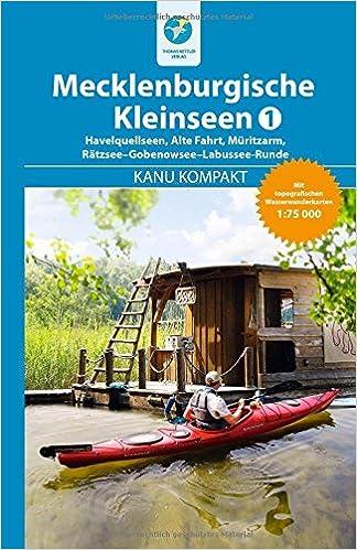 Zubehör Bootsport Mecklenburgische Kleinseen 2 Kanu Kompakt