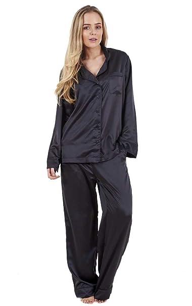 Ex Famous Store - Pijama - para mujer negro negro 46