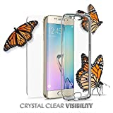 Samsung Galaxy Case, Aibay Crystal Clear Cover Full Body Protective Case For Samsung Galaxy S6 Edge Plus