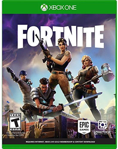 Gearbox Fortnite