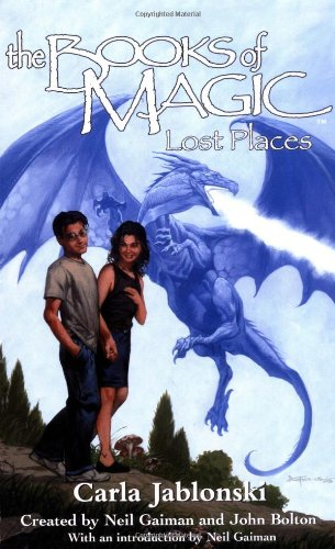 The Books of Magic #5: Lost Places ebook