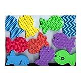 Alphabet Flat Fish
