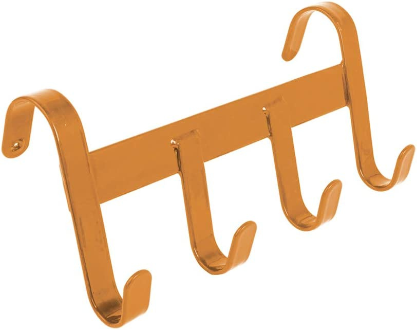 One Size Perry Equestrian No.523 Handy hanger hot orange