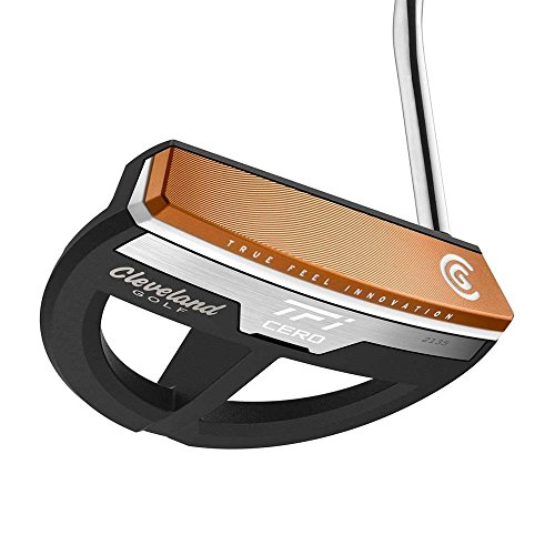 (Cleveland Golf Men's TFI 2135 Cero Golf Putter, 35