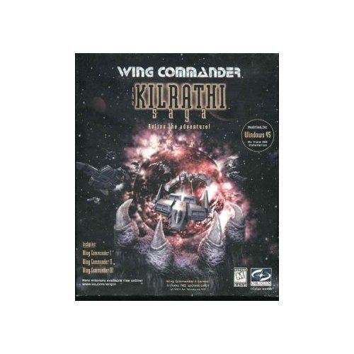Wing Commander Kilrathi Saga (輸入版) B00069IH32 Parent