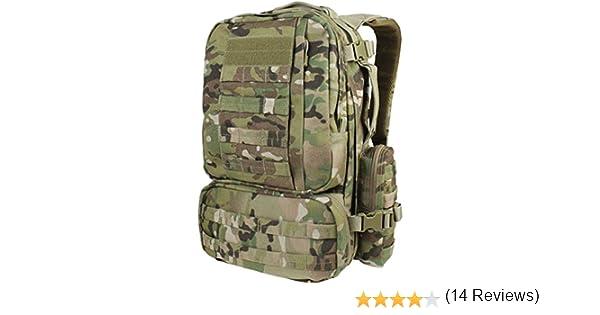 CONDOR 169-008 Convoy Outdoor Pack MultiCam: Amazon.es: Deportes y ...