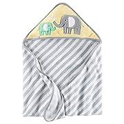 Carters Hooded Bath Towel (Elephant)