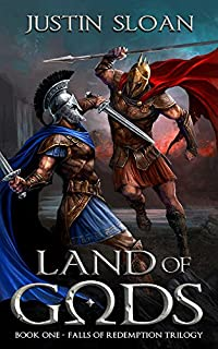 Land Of Gods by Justin Sloan ebook deal