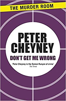 Book Don't Get Me Wrong (Lemmy Caution)