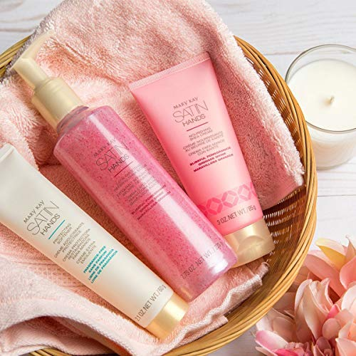Mary Kay® Pomegranate Satin Hands® Pampering Set