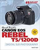 DAVID BUSCH'S CANON EOS REBEL T5/1200D GUIDE TO DIGITAL SLR PHOTOGRAPHY is the complete all-in-one resource and reference for the CANON EOS REBEL T5/1200D, one of Canon's newest dSLR's, featuring an 18-megapixel CMOS sensor for exceptional cl...
