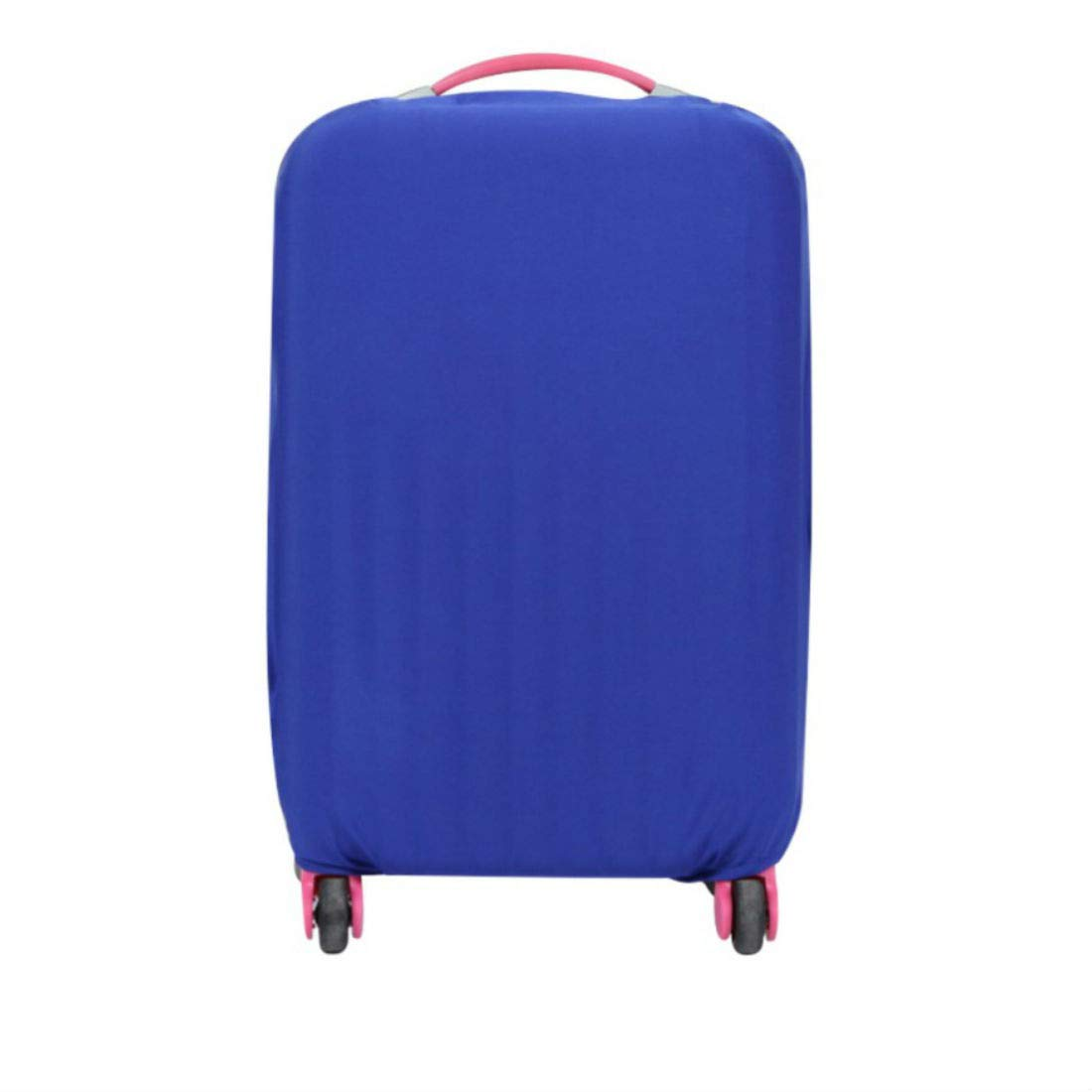Blue US 18-26 inch Travel Luggage Suitcase Protective Dust-proof Cover Case Protector (LARGE)