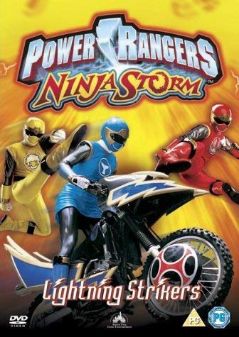 Power Rangers Ninja Storm [Reino Unido] [DVD]: Amazon.es ...