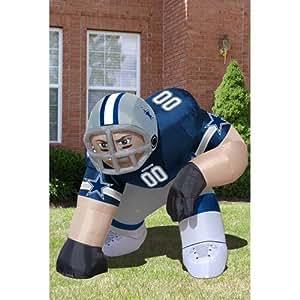 Amazon Com Bss Dallas Cowboys Nfl Inflatable Bubba