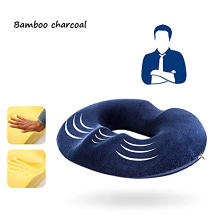 Amazon.com: J&DKKS Seat Cushions for Office Chairs,Round ...