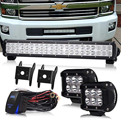 LED Light Bar, QUAKEWORLD DOT 20Inch Offroad Led Light for sale  Delivered anywhere in Canada