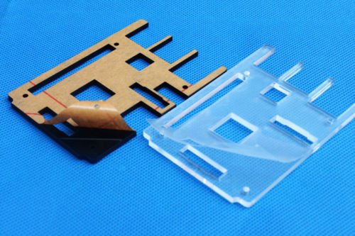 DP-iot Acrylic Plate Enclosure Case//Box//Shell for pi 2 Model
