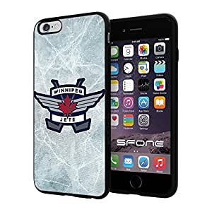 Winnipeg Jets Ice #1953 iphone 4s) I+ Case Protection Scratch Proof Soft Case Cover Protector