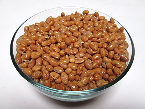 Roasted Salted Soybeans (Soy Nuts), 4 LB Bulk Pack by CandyMax