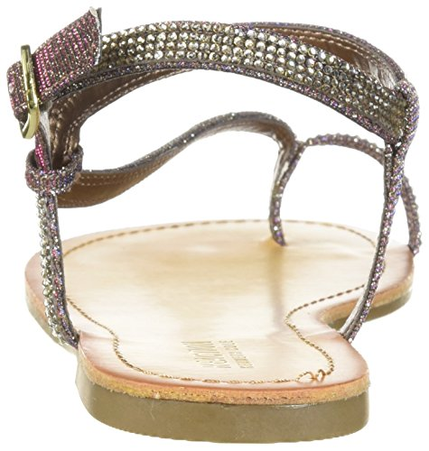 Multi Braid Ring Cole Toe Just Women's Gold REACTION Kenneth ITwC8qZ
