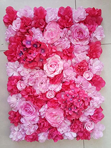 Amazon Yingying Home 60x40 Cm Artificial Flower Wall Background