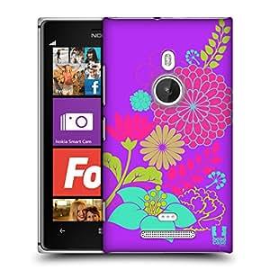 Head Case Designs Dusk Kimono Fashion Hard Back Case Cover for Nokia Lumia 925 RM-892