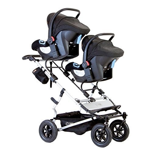 Mountain Buggy Duet 2016 Double Stroller, Black by Mountain Buggy (Image #3)