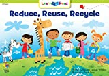 Reduce, Reuse, Recycle, Rozanne Lanczak Williams, 0916119300