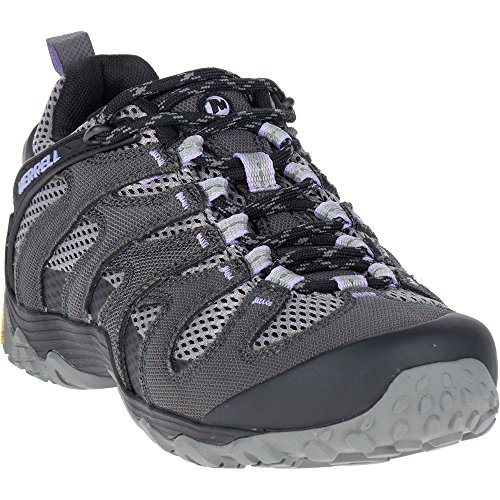 7 Chameleon Shoes Hiking Slam Womens Merrell Ladies Breathable Light Charcoal qtxav14Ew