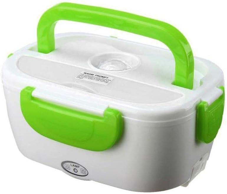 Maxxo Fiambrera/Caja Térmica/Lunch Box calentador termo eléctrica para trabajo 1,05 l, de plástico resistente sin BPA