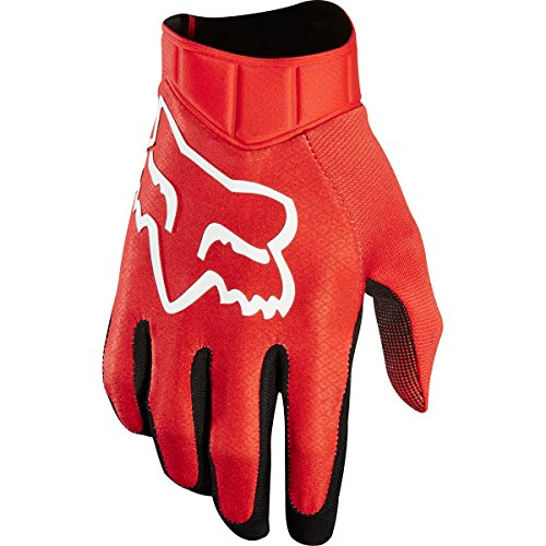 - Fox Racing Airline Race Men's Off-Road Motorcycle Gloves - Red/Small