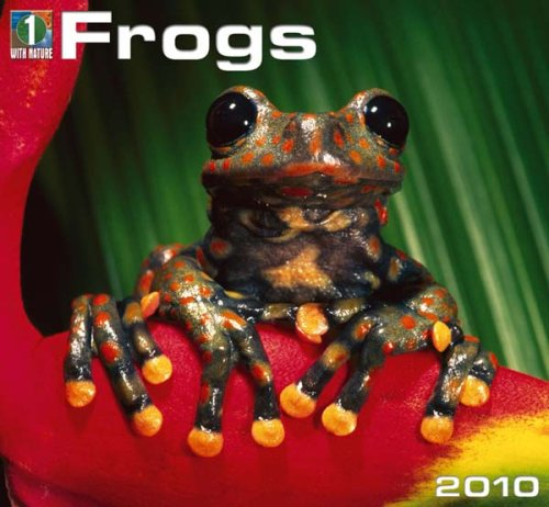 (Frogs 2010 Wall Calendar (1 With Nature) )