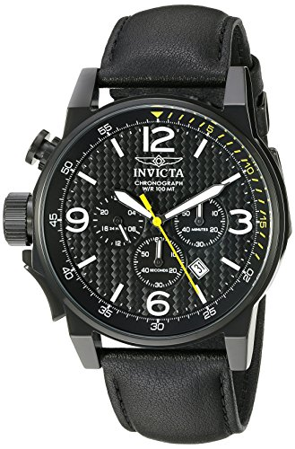 Invicta Men s 20140SYB I-Force Analog Display Quartz Black Watch