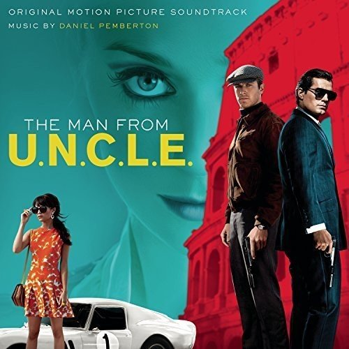 The Man From U.N.C.L.E. (Original Motion Picture Soundtrack