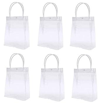 Amazon.com: RAYNAG - Bolsas de regalo de PVC transparente ...