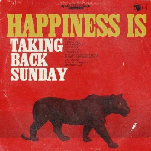 Happiness Taking Back Sunday