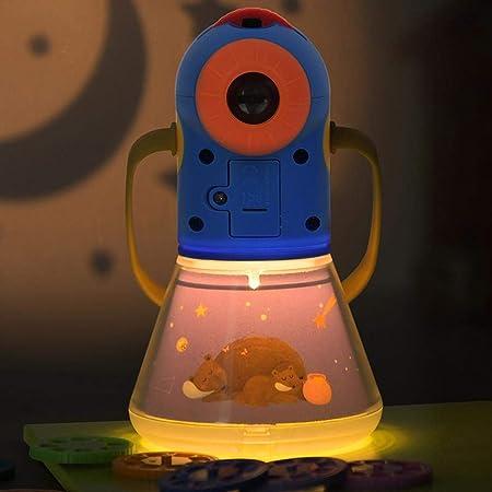 Proyector de Cuentos para niños, Tres en uno Starry Sleeping Light ...