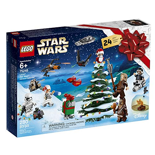 LEGO Star Wars Advent Calendars 2019