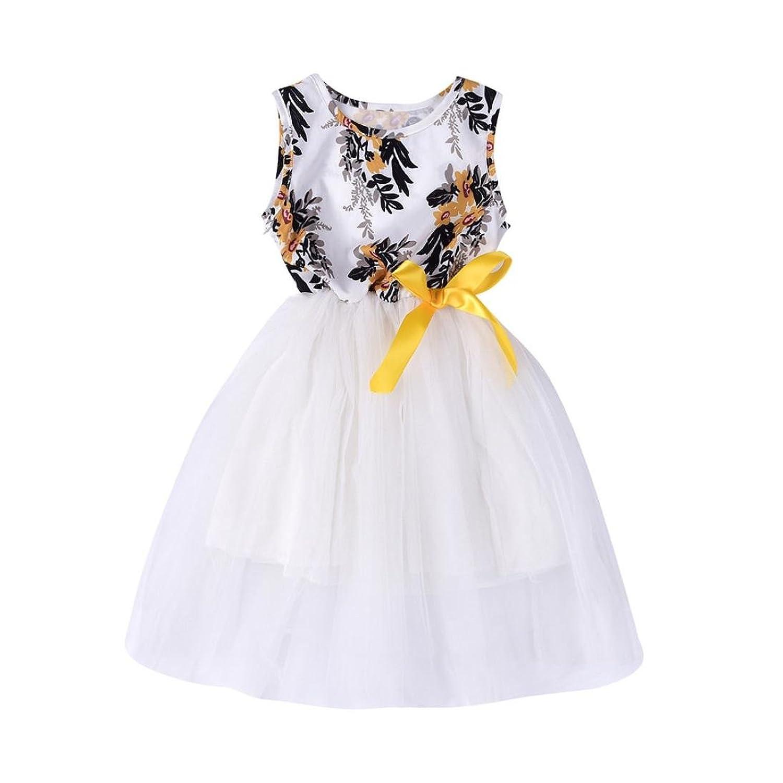 5dc3a3e9b536d OPSUN Sandales à bride Enfants Filles Chaussure Cérémonie Ballerines ...
