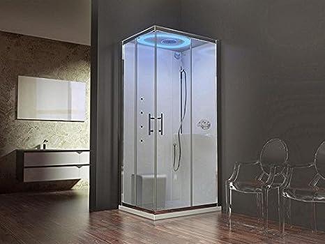 Novellini eon cabina doccia idromassaggio bagno turco