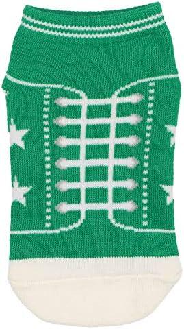 【子供服】 Kids Foret (キッズフォーレ) スニーカー風カラーアンクルソックス・靴下 14cm,17cm B33314