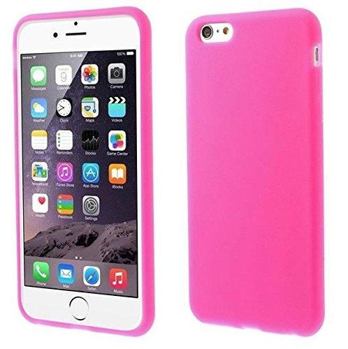 Monkey Cases® iPhone 6 PLUS - 5,5 Zoll - Silikon - Pink - Handyhülle - ORIGINAL - NEU/OVP - pink