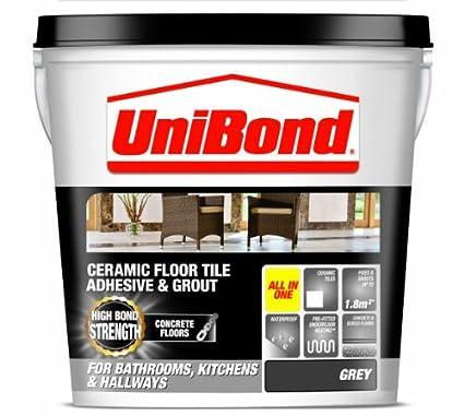 Amazon Unibond Ceramic Floor Tile Large Adhesive Grout For