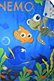 Disney NEMO and Friends (Comforter Only) Size Toddler Boys Girls Kid