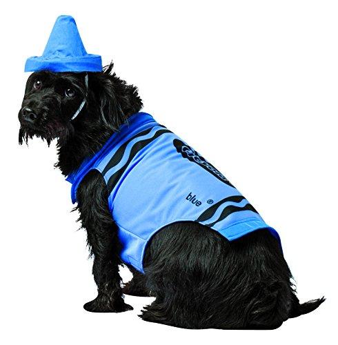 Rasta Imposta Crayola Blue Dog, Small