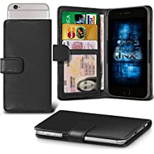 BLU Life One X (2016) Adjustable Spring Wallet ID Card Holder Case Cover Multiple Colours Available ONX3
